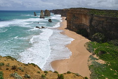 Great Ocean Road, Australia (RuthannOC) Tags: ocean road oz great under australian down victoria vic 12 twelve apostles austalia