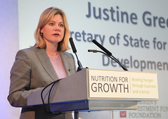 Justine Greening concludes Nutrition for Growth (DFID - UK Department for International Development) Tags: london for growth nutrition britishgovernment departmentforinternationaldevelopment dfid overseasaid justinegreening ukaid nutritionforgrowth