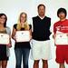 WSC Scholorship Winners 2010