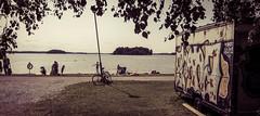 Tahmela Beach (kenobiitti) Tags: summer beach suomi finland relaxing refreshing tampere kes uimaranta tahmela