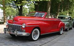 DODGE (shagracer) Tags: dodge american yank motor car cars classic queen square bristol meet adc breakfast club avenue drivers
