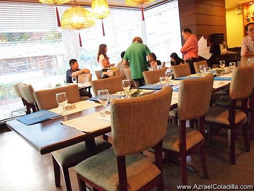 Azuthai restaurant in Makati