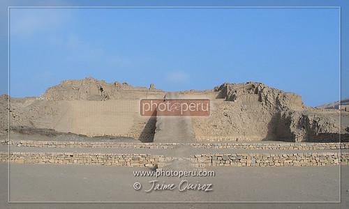 Templo de Pachacámac