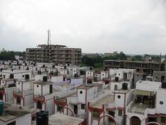 Vastu Vihar-Chira Chas (hi_nilabh) Tags: city india plant real cityscape estate steel railway bokaro industries petroleum bihar jharkhand hindustan indianrailway bokarosteelcity chandrapura tupkadih