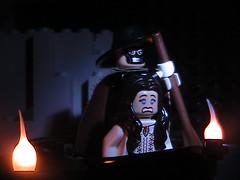 LEGO Phantom of the Opera (Evan Ridpath) Tags: opera lego musical phantom moc