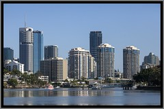 Travelling by Ferry on Brisbane River-9=