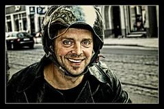Uldis (rolands.lakis) Tags: eyes face fun latvia people rolandslakis smile positivus