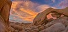 Joshua Tree Arch Rock After the Storm (HavCanon.WillTravel) Tags: sunset clouds joshuatree hdr fisheyelens archrock fdrtools canon6d ef815mmf4fisheye