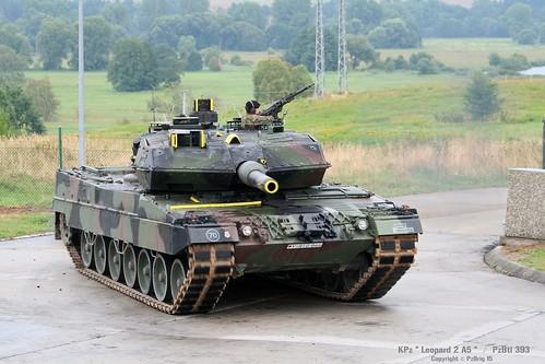 """KPz """"Leopard 2 A5 """" / Bundeswehr"""