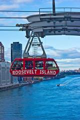 Tram (maisa_nyc) Tags: nyc newyork tram eastriver queensborobridge rooseveltisland 59thstreetbridge dilosep13