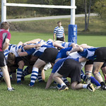 """<b>Luther Men Rugby vs Alumni</b><br/> Luther Rugby vs Alumni game at the homecoming 2013 - Photo taken on Saturday, October 5 by Maria da Silva<a href=""""http://farm6.static.flickr.com/5450/10104236965_7d5479b77f_o.jpg"""" title=""""High res"""">∝</a>"""