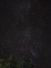 The Milky Way from Pinetop Arizona (Distraction Limited) Tags: arizona sky stars geotagged sagittarius nightsky pinetop m16 m25 m11 milkyway eaglenebula scutum m24 ngc6705 ngc6611 pinetoplakeside om50mmf18 messier16 wildduckcluster sagittariusstarcloud openclusters messier11 messier24 ic4715 dellecaustiche messier25 ic4725 starqueennebula geo:lat=3413891410290653 geo:lon=10995445892214775