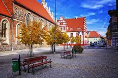 "Poland, Lubsko (Smo_Q) Tags: trip poland polska polen polonia польша lubsko ratusz sommerfeld 波兰 ポーランド halltown 폴란드 ""pentax k5"""