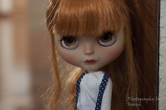 Julianne the little scotish girl will be up for adoption at blythecon Madrid