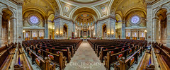 Sanctuary (Greg Lundgren Photography) Tags: church minnesota st architecture paul catholic cathedral interior stpaul stainedglass twincities saintpaul cathedralofsaintpaul onlyinmn visitstpaul greglundgrenphotography mysaintpaul mystpaul