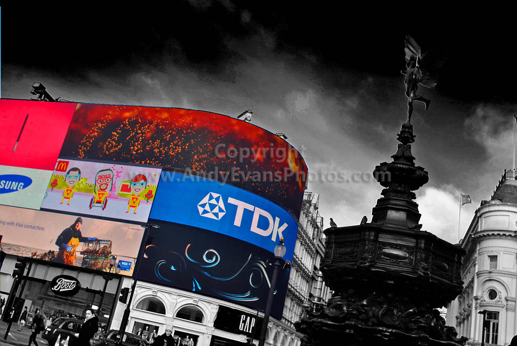 The World S Best Photos Of Piccadillycircus And Tdk