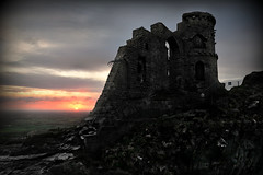 The Dark Side of Mow Cop (PentlandPirate of the North) Tags: castle photographer cheshire serious rude staffordshire darkside folly congleton biddulph mowcop
