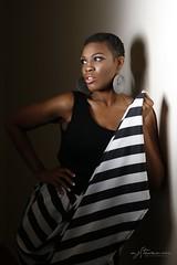 Audrey (NJ Stevenson|ebbystouch.com) Tags: fashion canon makeup style audrey africanamerican dallastx makeupartist