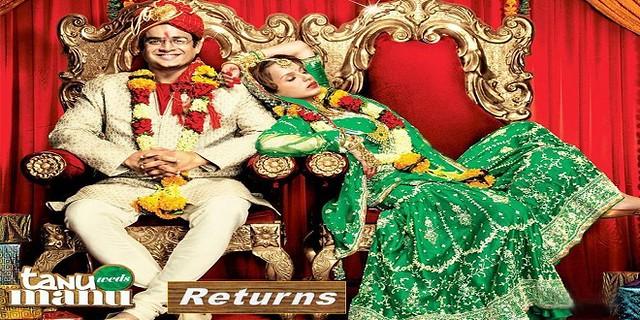 The movie review of tanu weds manu returns
