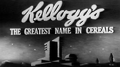 1951 - Closing Credits - Tom Corbett Space Cadet - Kellogg's The Greatest name in Cereal! (VideoArcheology) Tags: videoarcheology 1951 closing credits tom corbett space cadet kelloggs the greatest name cereal