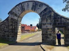 Gate (Hopkinsii) Tags: sydney newsouthwales 2016 fiona gate northhead
