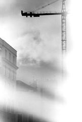 Light Storm (Lomomograph) Tags: 35mm diy analogue blackwhite blackandwhite camera film filmisalive filmisawesome filmisnotdead homeprocessing ishootfilm monochrome photography processing prakticamtl5 trafficsurveillance fpp d76 light lightleaks lomomograph alexanderkanchev alexkanchev plymouth devon southwest uk unitedkingdom england city experimental m42