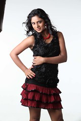 South Actress Deepika Das Hot In Modern Dress Photos Set-4 (5)