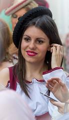 Spain - Malaga - Romantic Ronda (Marcial Bernabeu) Tags: girl chica muchacha sonrisa smile bandolera bandit woman mujer spain españa andalucia andalucía andalusia marcial bernabeu bernabéu malaga málaga ronda romantica romántica romantic rondaromantica people