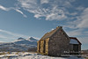 Winter Bothy (Shuggie!!) Tags: afternoonlight assynt bothy clouds highlands hills landscape mountains scotland snow winter zenfolio karl williams karlwilliams