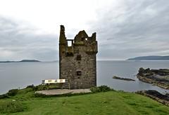 "Gylen Castle (CortoMaltese83) Tags: kerrera scotland gylencastle scozia nikon ""nikonflickraward"" ebridi uk unitedkingdom greatbritain see castle castello"