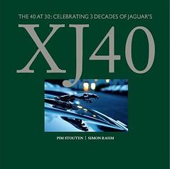 Teaser pages: book cover (Pim Stouten) Tags: jag jaguar xj xj6 xj40 dunkeld book