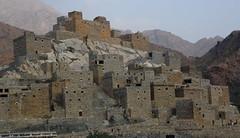 Thi Ain Ancient Village (Sherwyn Hatab) Tags: thiainancientvillage thiain albaha baha saudiarabia