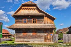 Tradicijske posavske drvene kue (MountMan Photo) Tags: pplonjskopolje sisakomoslavakaupanija croatia drvenekue arhitektura architecture