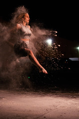Dancers with Flour  October 2016-9136 (houstonryan) Tags: dancers with flour 2016 october cold dance company utah county coop cooperative photograph photography photographer print art artist moves moving throwing throw ryan houston houstonryan photo pretty movement challenging shots nikon d300s 50mm f14
