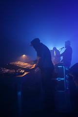 King Midas Sound + Fennesz