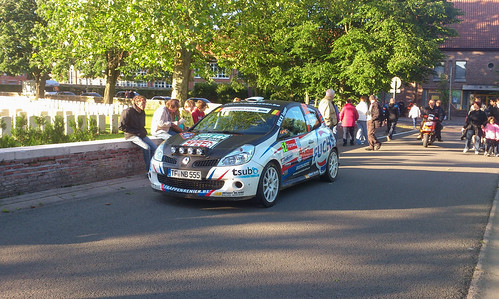Renault Clio III RS