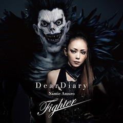 (CD Death Note ver) Dear Diary_Fighter_single 2016.10.26 (Namie Amuro Live ) Tags: namie amuro  deardiary deathnote fighter singlecover cdonly