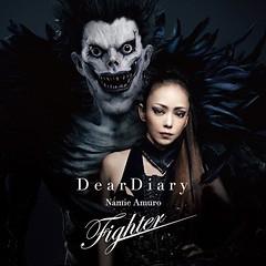 (CD Death Note ver) Dear Diary_Fighter_single 2016.10.26 (Namie Amuro Live ♫) Tags: namie amuro 安室奈美恵 deardiary deathnote fighter singlecover cdonly