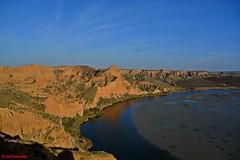Las barrancas de Burujón (estefiavilam) Tags: barrancasdeburujon beautiful landscape amazing wonderful nikon nikond5200 sky ravine