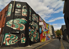 DSC_9692 (rob dunalewicz) Tags: 2016 unitedkingdom uk london shoreditch spiralfields graffiti tags mural streetart reka