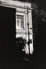 AA031 (albertzurashvili) Tags: voigtlander bessa leica 35mm bw blackandwhite black white contrast building architecture architect lines realpeople realguy livepeople streetphotography