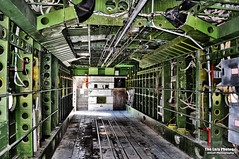 Sept 19 2016 - Inside the C-119 Flying Boxcar Tanker 136 at Museum of Flight and Aerial Fireighting (lazy_photog) Tags: lazy photog elliott photography museum flight aerial firefighting greybull wyoming stripped down transport 091916codywithtitus