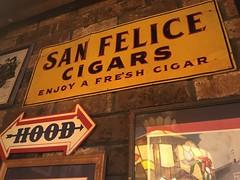 san felice cigar (timp37) Tags: chicago dough co company october 2016 illinois pizza sign hood san felice cigars cigar richton park