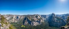 Yosemite National Park (Maciek Lulko) Tags: 2016 kalifornia usa california usa2016 yosemite yosemitenationalpark nature nationalpark nps californialandscapes landscape landscapes panorama panoramicphoto nikon nikond800 tamron1530 tamron mountains glacierpoint halfdome waterfalls falls spring yosemitespring