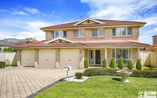 32 Park Ridge Circuit, Kellyville NSW 2155