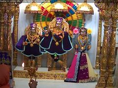 Radha Krishna Dev Rajbhog Darshan on Wed 19 Oct 2016 (bhujmandir) Tags: radha krishna dev lord maharaj swaminarayan hari bhagvan bhagwan bhuj mandir temple daily darshan swami narayan rajbhog