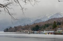 Chuzenji Lake (Picardo2009) Tags: chuzenji japan japon lakechuzenji nikko lago lake mountain montaa travel picoftheday nature landscape tranquility viajes cold winter snow snowy