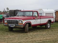 Ford F-350 Ranger Lariat (1978-1979) (Mc Steff) Tags: ford f350 ranger lariat pickup museumkiemeleseifertshofen2016 1978 1979