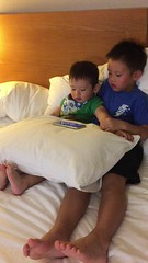 2016.10.10  (amydon531) Tags:   gold coast australia trip travel vacation mercure resort baby boys kids brothers justin jarvis family toddler cute