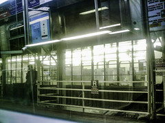 DL Cam street 10-10-2016 pic22 (Artemortifica) Tags: cta chicago street blueline bus night old redline sunny train weather il usa